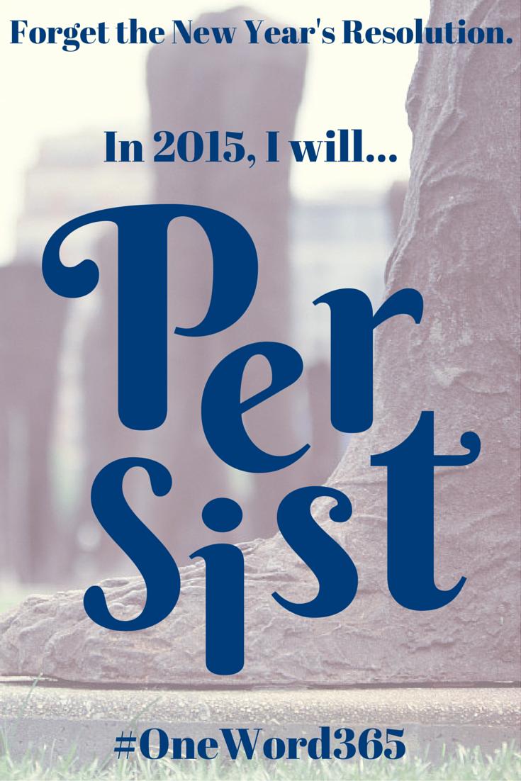 OneWord365: Persist