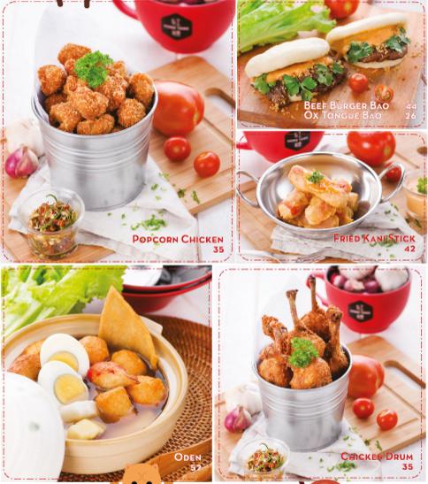 Daftar Harga Menu Hong Tang