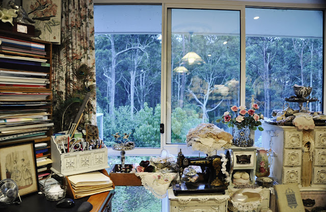 Lace Age Girl Studio Tour 2016 https://lace-age-girl.blogspot.com.au/2016/07/my-creative-space-where-women-create.html?showComment=1468574219804#c445309567340364573