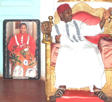 Chief Priest Of Benin Kingdom suspended
