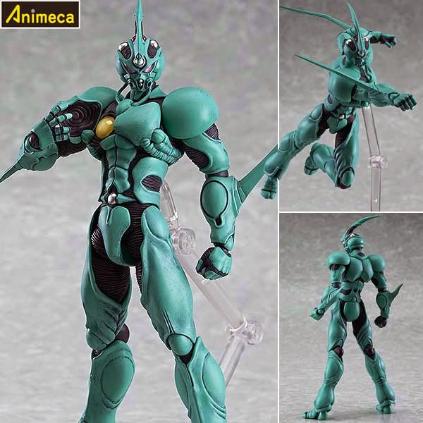 GUYVER I FIGMA The Bioboosted Armor Guyver Max Factory