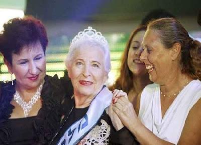 Concurso 'Miss Sobreviviente del Holocausto'