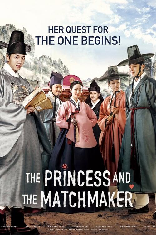 Công Chúa Và Chàng Mai - The Princess and the Matchmaker/Marital Harmony  (2018)