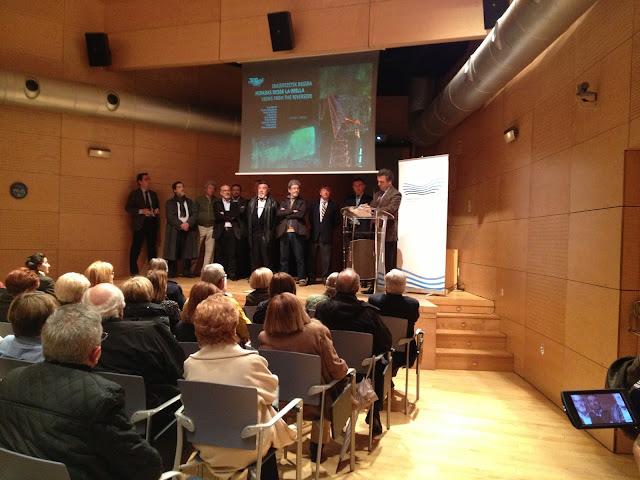 Discurso de Inigo Sarria en el Itsasmuseo