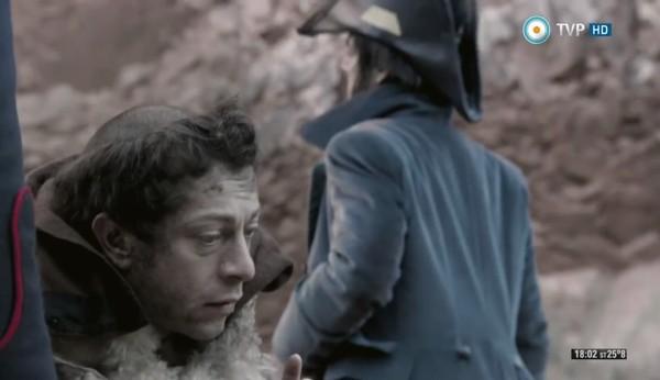 San Martín El Cruce De Los Andes (2011) HD 720p Latino