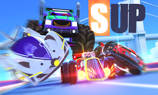 SUP Multiplayer Racing Mod Apk Latest