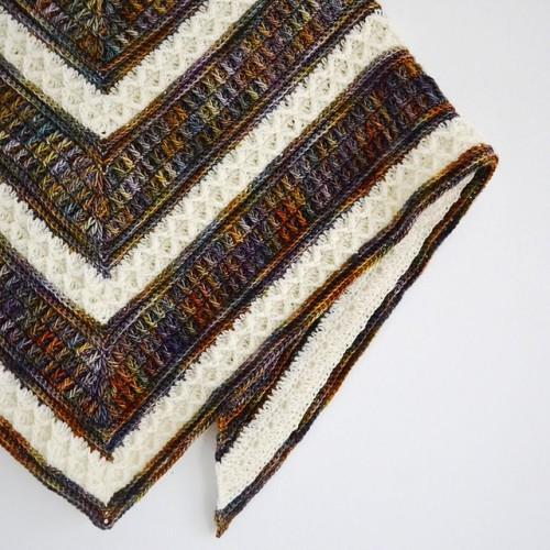 Mindfulness Wrap - Free Crochet Pattern