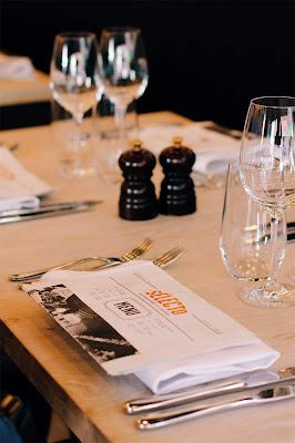 Selecto bistonomie restaurant in Brussel