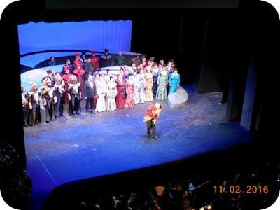 Superba premiera de la Opera Craiova