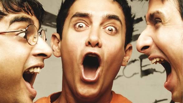 10 Film Terbaik yang Dibintangi Aamir Khan, dari 3 Idiots sampai Ghajini