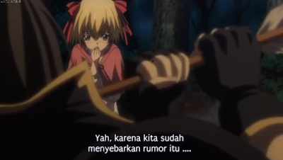 Ulysses: Jeanne D'Arc To Renkin No Kishi Episode 3 Subtitle Indonesia