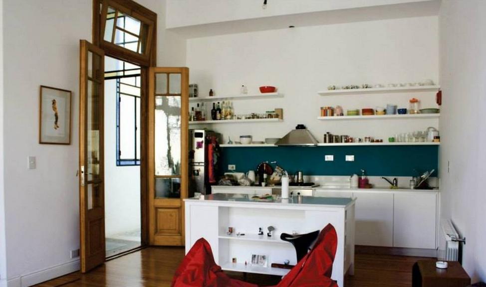 Acosta muebles y electrónica: súper ideas para separar la cocina ...