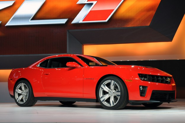 Car Overview: 2013 Chevrolet Camaro ZL1