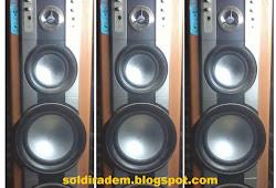Penyebab Suara Speaker Aktif Sumbar - Soldiradem Blog