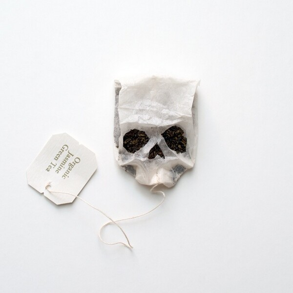creative teabag design