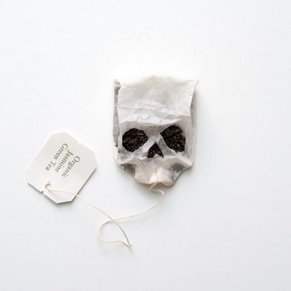 creative teabag design