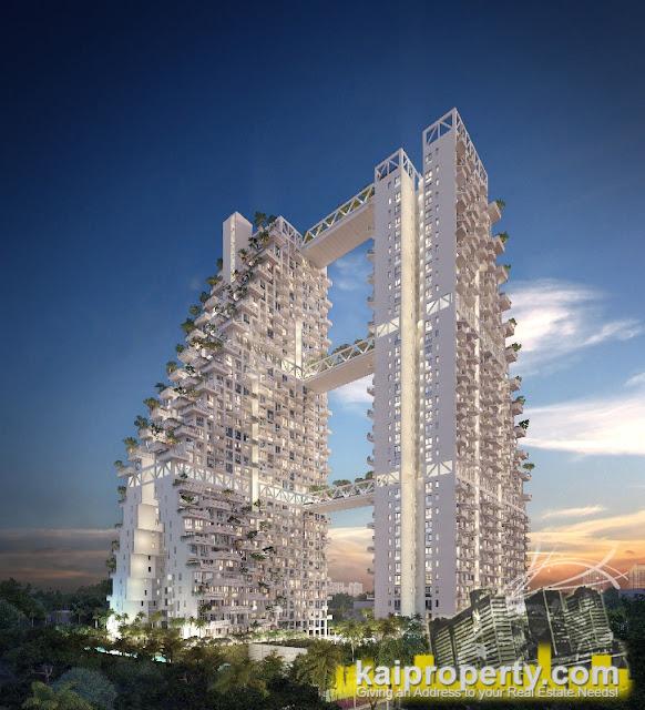 Sky Habitat Bishan Facade