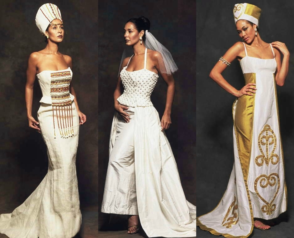 SIAH STYLE: Meet My Favorite African Dresses