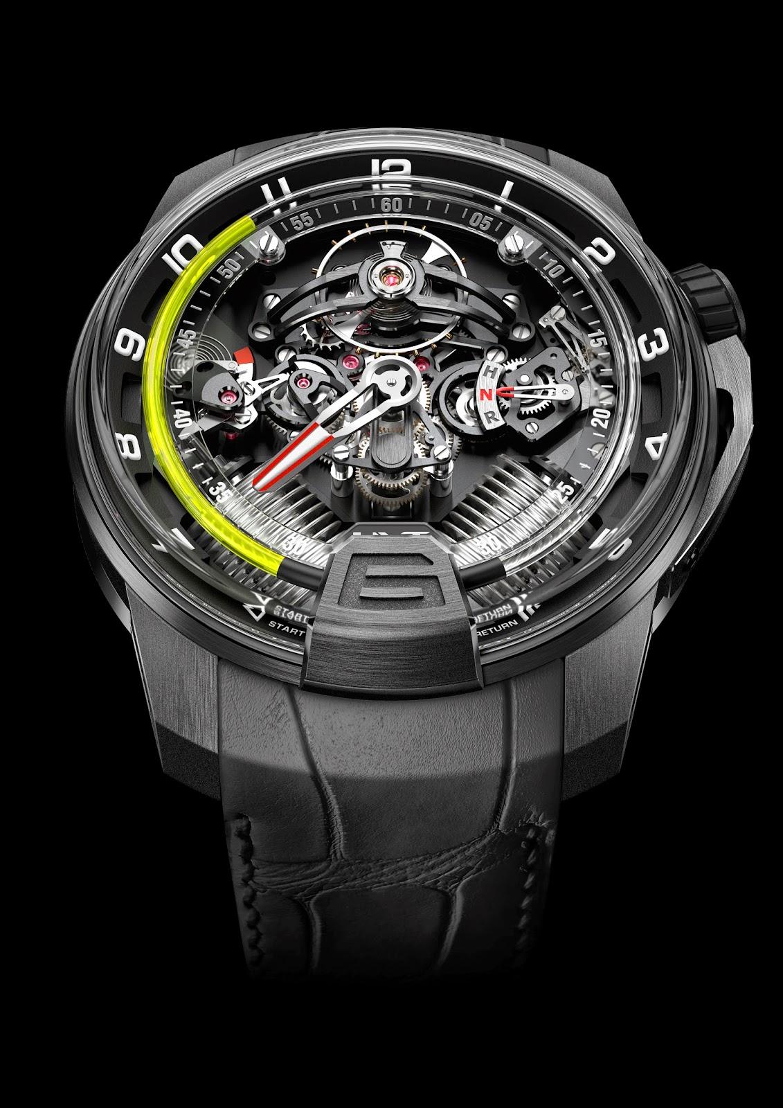 HYT watch8