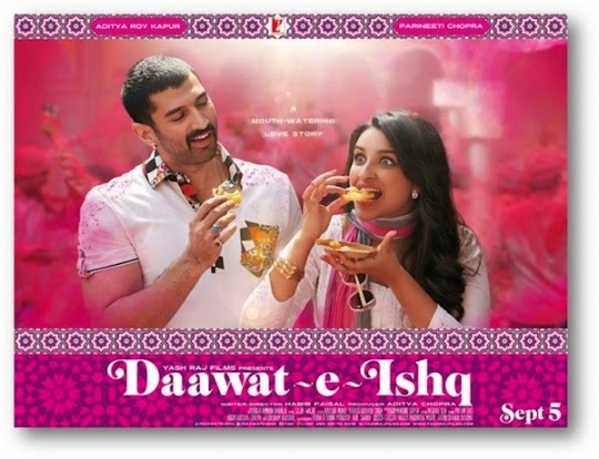 Daawat E Ishq 2014 Official Trailer 720p HD Parineeti,Aditya Roy