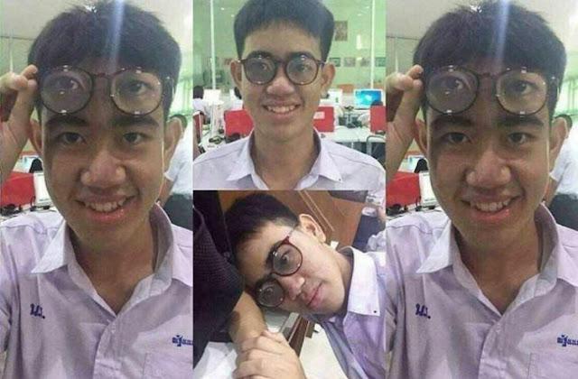 Kacamata 'anti Zumi Zola' ini bikin kamu tak kelihatan kalau tidur