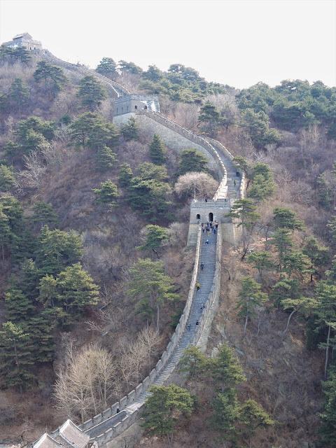 Grande muraille de Chine Pékin