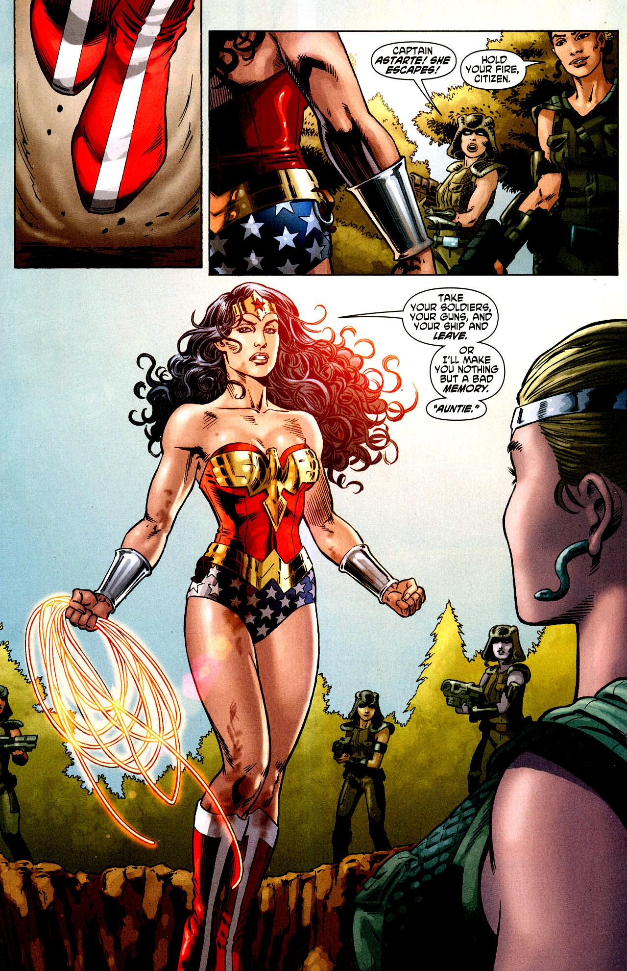 Read online Wonder Woman (2006) comic -  Issue #43 - 7