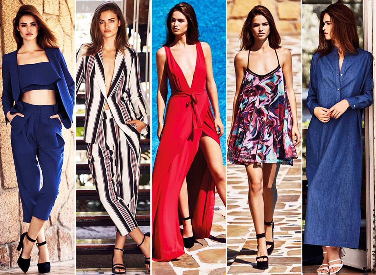 Moda primavera verano 2019 moda y tendencias en buenos aires moda 2017 vestidos blusas - Colores moda primavera verano 2017 ...