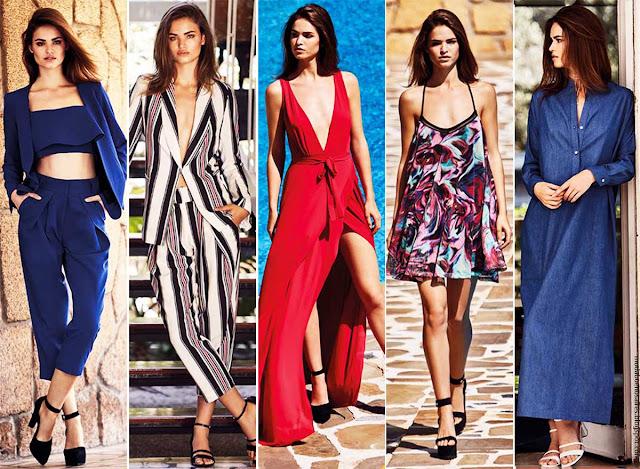 Moda 2017 | Moda primavera verano 2017 Moda Mujer.