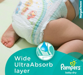 Harga Pampers
