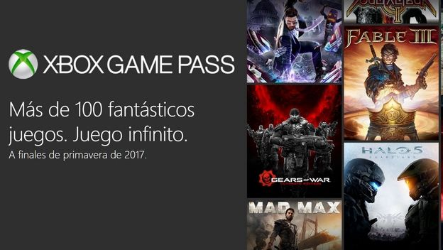 Xbox ofrecerá juegos al estilo Netflix con Xbox Game Pass
