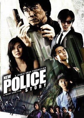 Sinopsis film New Police Story (San ging chat goo si) (2004)