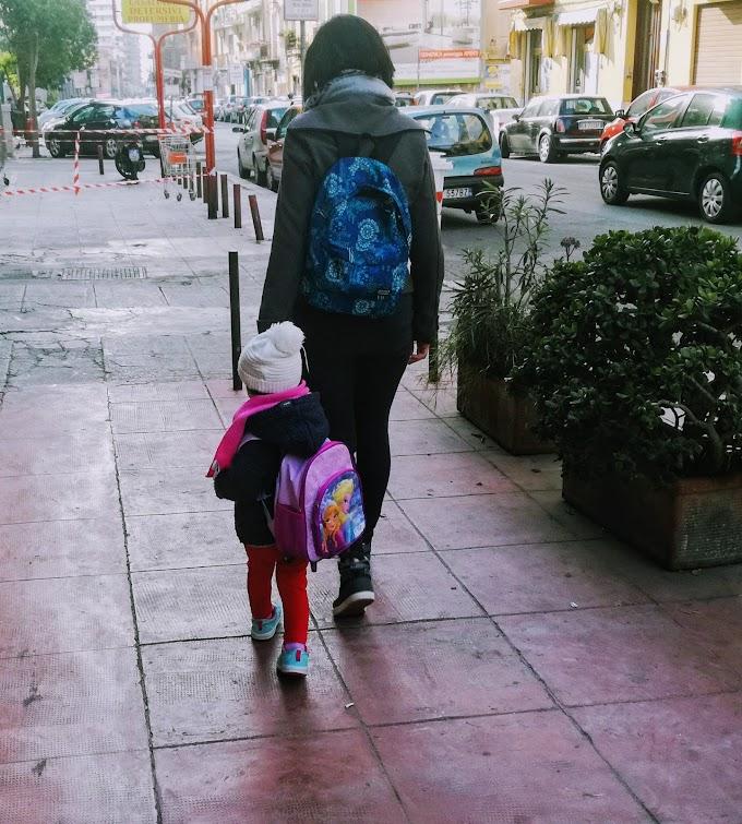 I loro passi, il mio futuro