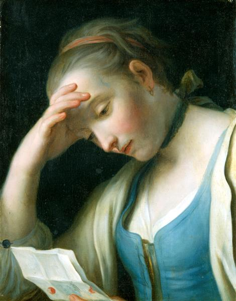 Paintings by Pietro Antonio Rotari