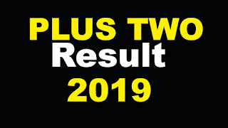 DHSE Kerala Plus 2 Result 2019