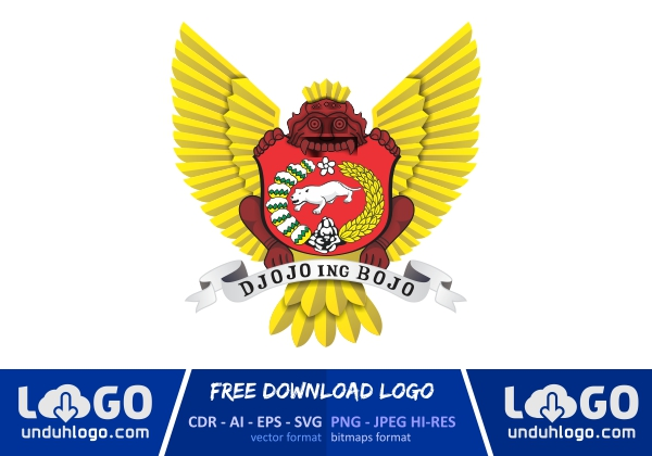 Logo Kota Kediri Download Vector Cdr Ai Png