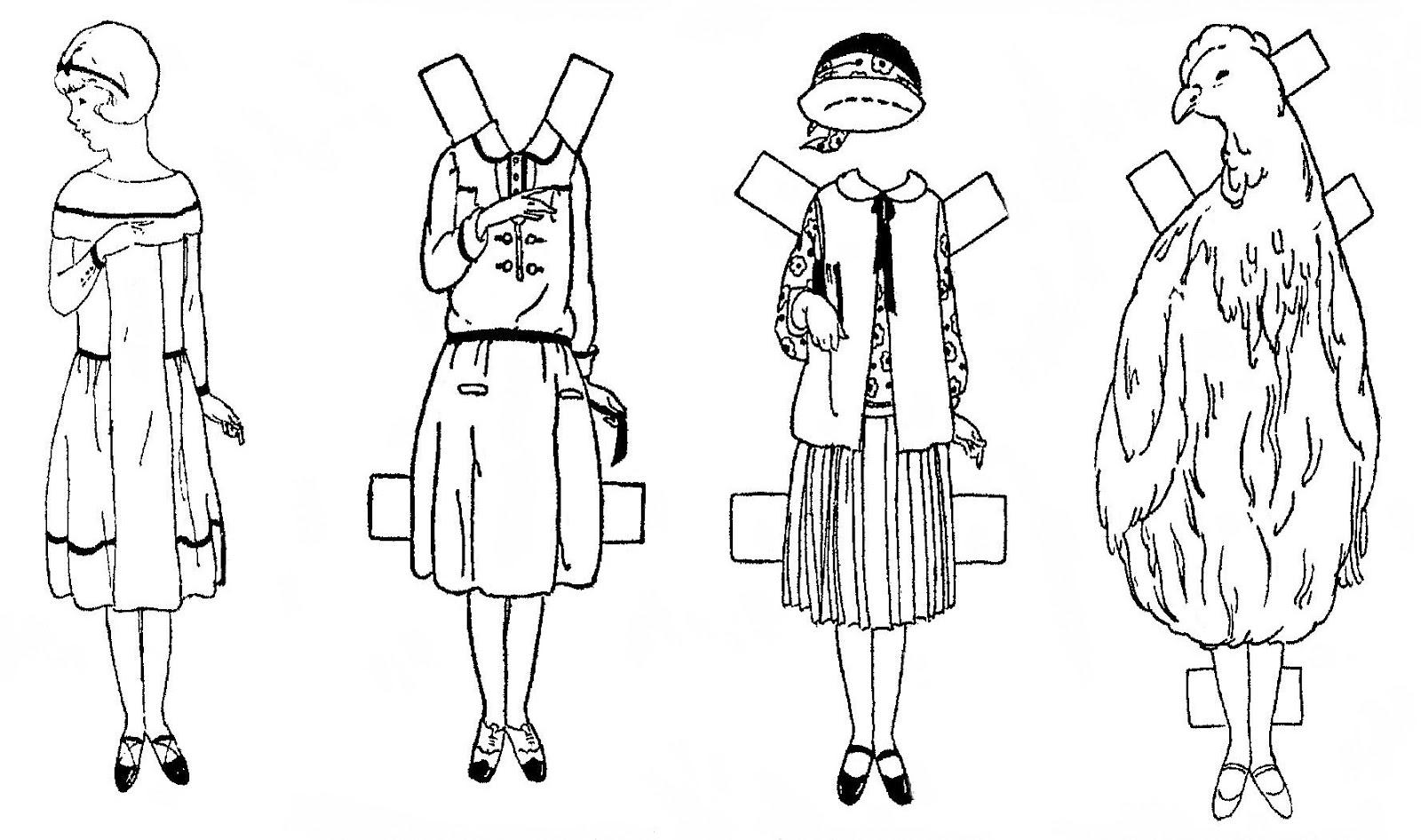 Mostly Paper Dolls: June 2012
