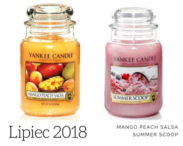 zapach miesiąca yankee candle lipiec 2018