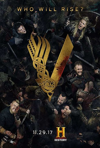 Vikings Season 5 Complete Download 480p All Episode