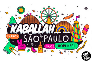 Kaballah Festival 2018 Hopi Hari