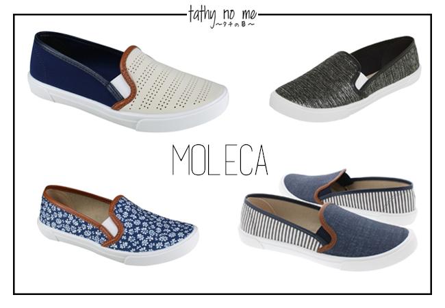 Slip on - Moleca