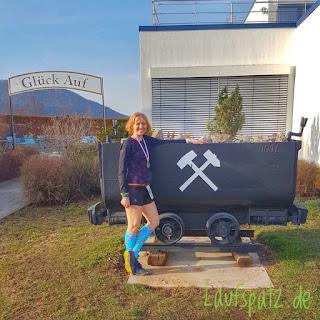 13.Kristallmarathon Erlebnis Bergwerk Merkers 2019 Halbmarathon