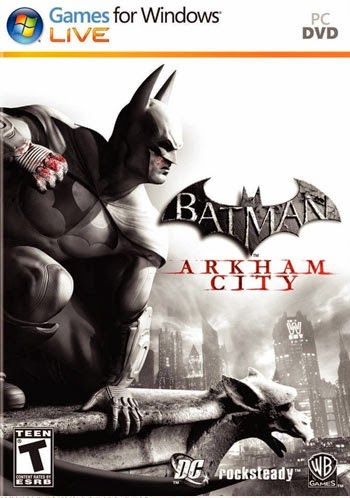 Download Batman Arkham City [PC Game Direct Link Full Game]