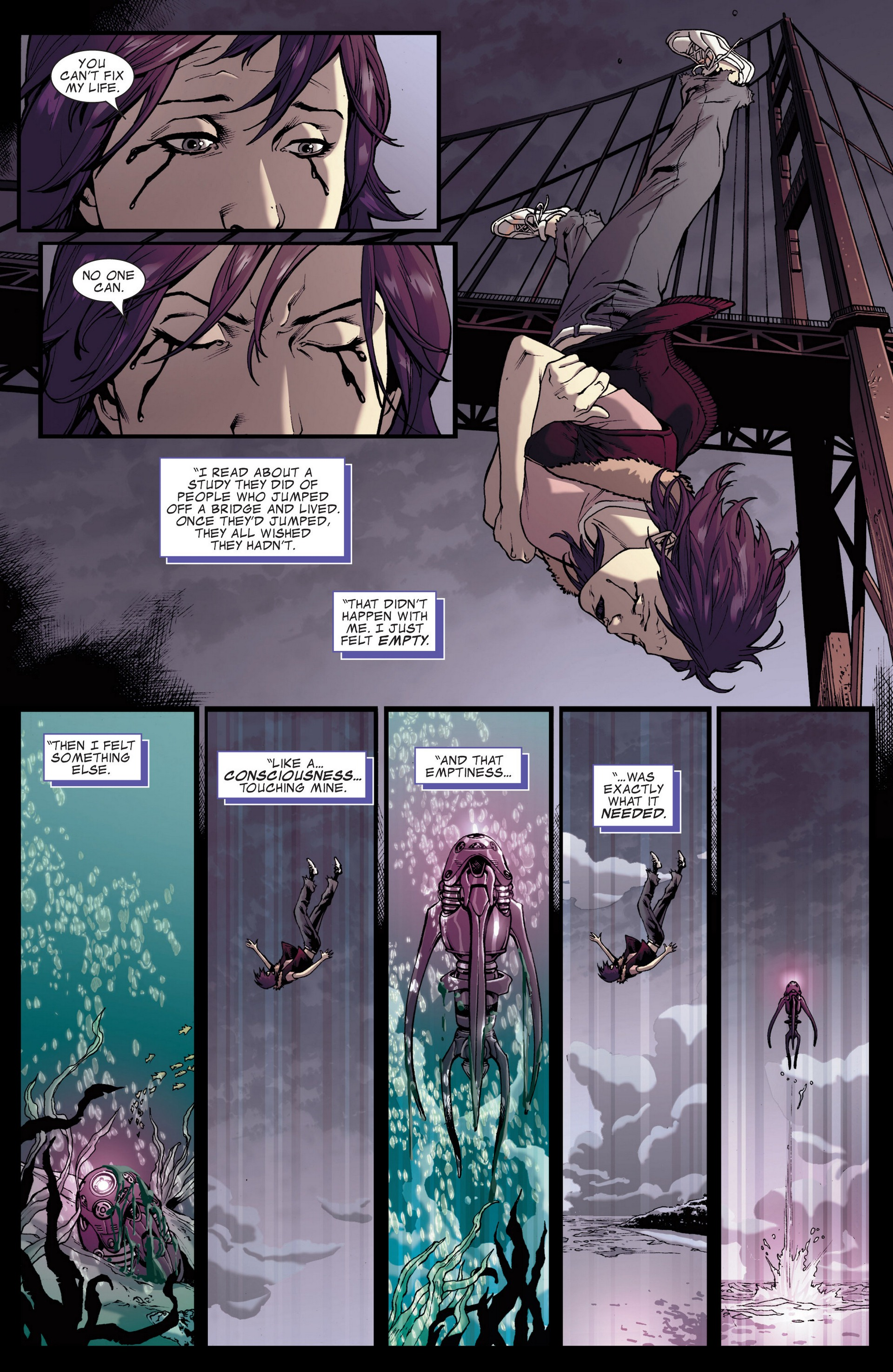 Read online Secret Invasion: The Infiltration comic -  Issue #4 - 11