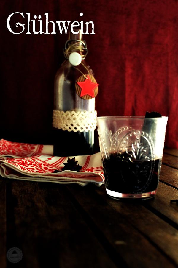 Glühwein vino caliente especiado alemán