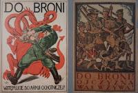"Plakaty ""Do broni"" z 1920 r."