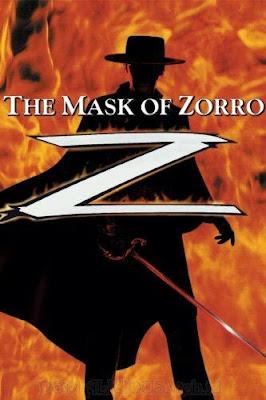 Sinopsis film The Mask of Zorro (1998)