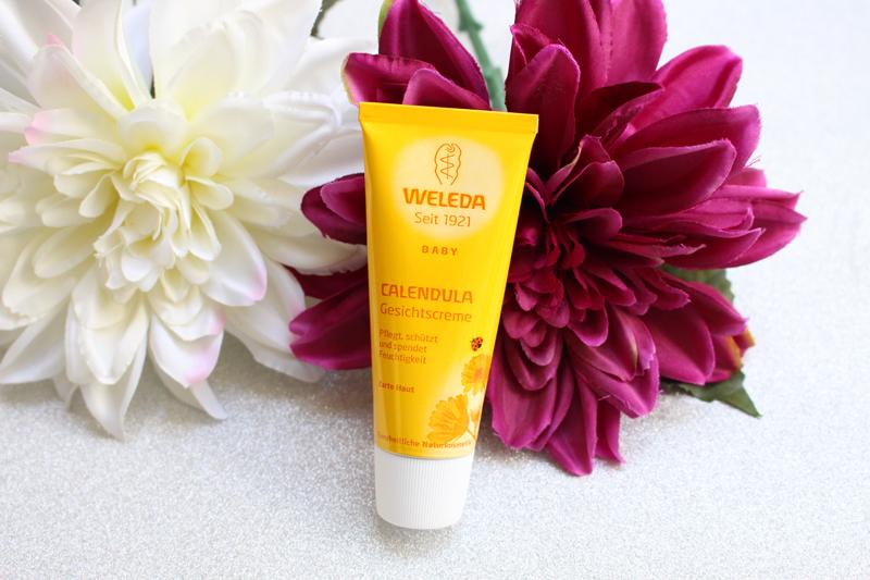 Crema facial baby Weleda