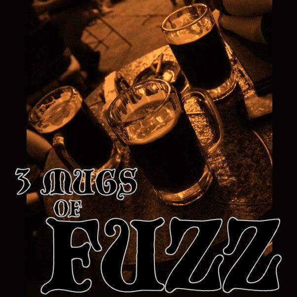 3 Mugs of Fuzz