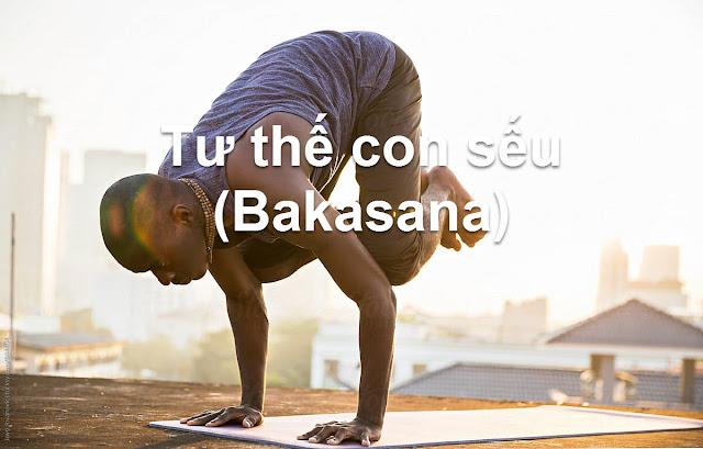 Mỗi ngày một tư thế Yoga | 18 Tư thế con sếu